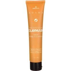 Zion Health Adama Minerals Claymask Purify Deep Pore Cleanser 4 fl oz Cream Skin Care