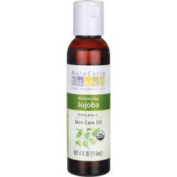 Aura Cacia Organic Skin Care Oil - Balancing Jojoba 4 fl oz Liquid