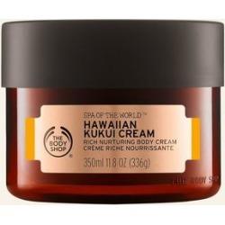 Spa Of The World™ Hawaiian Kukui Cream Rich Nurturing Body Cream
