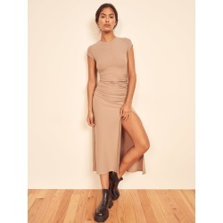 Brecken Dress found on MODAPINS from the reformation for USD $148.00