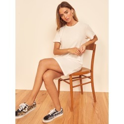 Iggy Tee Dress found on MODAPINS from the reformation for USD $78.00