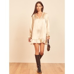 Lyra Dress found on MODAPINS from the reformation for USD $278.00