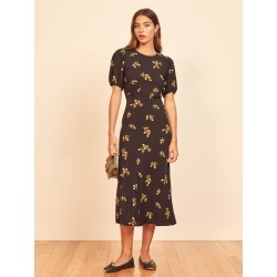 Fleurs Dress found on MODAPINS from the reformation for USD $128.00