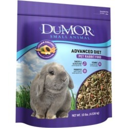DuMOR Advanced Diet Pet Rabbit Food; 10 lb. Bag