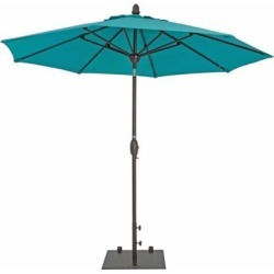 TrueShade Plus 9 ft. Market Umbrella with push-button Tilt, Aruba found on Bargain Bro India from Tractor Supply for $149.99