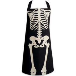 Zingz & Thingz Skeleton Print Chef Apron found on Bargain Bro from Tractor Supply for USD $16.71