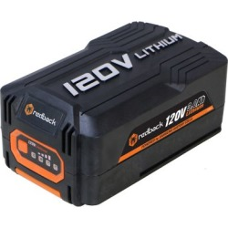 Redback Lithium Ion 120V 3.0Ah Battery, Charger Not Included