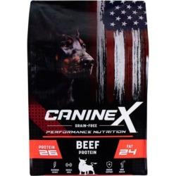 Sportmix CanineX Beef Meal & Vegetables Formula, 40 lb. Bag.