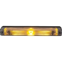 Buyers Products 5 in. Amber Low Profile Strobe for Narrow Grill Spacing