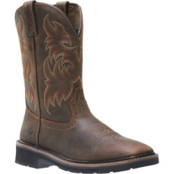 Wolverine Men's Rancher Square Toe Steel Toe Wellington Boot found on Bargain Bro India from Tractor Supply for $89.99