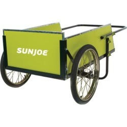 Sun Joe SJGC7 Garden & Utility Cart, 7 cu. ft., 300 lb. Capacity found on Bargain Bro India from Tractor Supply for $149.99