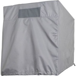 Classic Accessories Down Draft Evaporative Cooler Cover; Model 9; Grey