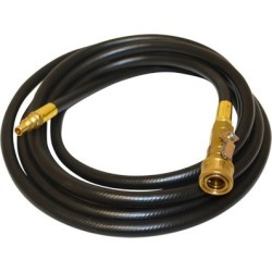 Mr. Heater 12 ft. Quick-Connect Propane Hose Assembly with Shut-off