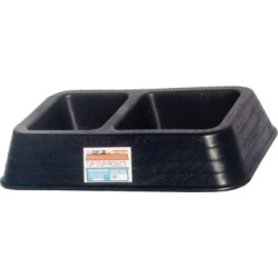 Tuff Stuff Products Double Dish Feeder found on Bargain Bro India from Tractor Supply for $10.99
