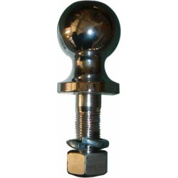 Tractor Supply Hitch Ball, 1-7/8 in. x 3/4 in. x 2-5/16 in., Chrome