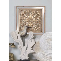Harper & Willow Brown Metal Glam Floral Wall Decor, 3 Piece, 16 x 16 in. found on Bargain Bro Philippines from Tractor Supply for $119.99