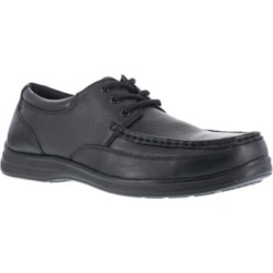 Florsheim Work Florsheim Work FS201 Wily ESD Steel Toe Black Lace Up Work Oxford found on Bargain Bro Philippines from Tractor Supply for $123.00