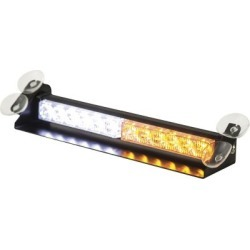 Buyers Products Amber/Clear Dashboard Light Bar