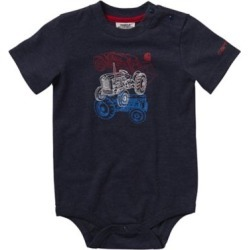 Carhartt Infant Boy Tractor Stack Bodyshirt, CA6062 N89H found on Bargain Bro from Tractor Supply for USD $6.07