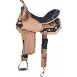 Silver Royal High Noon Barrel Saddle found on Bargain Bro India from Tractor Supply for $529.00