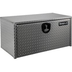 Buyers Products 18 in. x 18 in. x 30 in. Diamond Tread Aluminum Underbody Truck Box