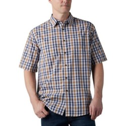 Dickies Men's Short Sleeve Plaid Shirt found on MODAPINS from Tractor Supply for USD $19.99