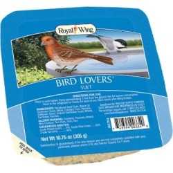 Royal Wing Bird Lovers Suet found on Bargain Bro India from Tractor Supply for $0.99