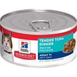 Diet Mature Adult Tender Tuna Dinner title=