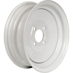Martin Wheel 4-Hole Steel Trailer Wheel, 12x4, 4 hole