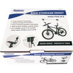 Robtec Ceiling Bike Hoist, 2-Pack, CBH50