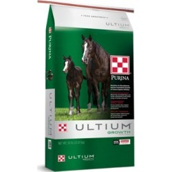 Purina Ultimate Growth Formula Horse Feed, 50 lbs., 41885 found on Bargain Bro from Tractor Supply for USD $22.79