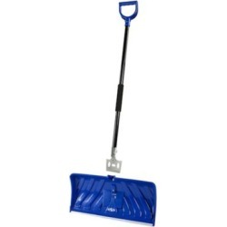 Snow Joe SJEG24 2-in-1 Snow Pusher + Ice Chopper; 24 in.; Poly Blade; Blue found on Bargain Bro India from Tractor Supply for $29.99