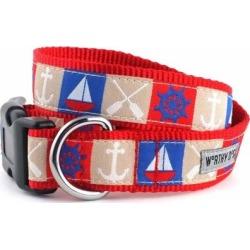 Worthy Dog Ahoy Dog Collar