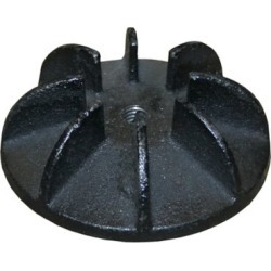 US Stove 23859B Painted Spin Damper; 23859B