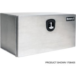 Buyers Products 18 in. x 18 in. x 24 in. XD Smooth Aluminum Underbody Truck Box