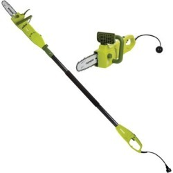 Sun Joe SWJ806E 2-in-1 Electric Convertible Pole Chain Saw, 8 in., 8.0A, Green found on Bargain Bro India from Tractor Supply for $99.99
