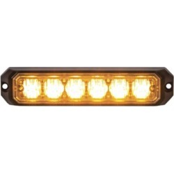 Buyers Products 5 in. Amber LED Strobe Light