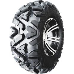 Wolf Pack Wolf Pack ATV/UTV Tire SP1009, 27X9-14 8PR SU81
