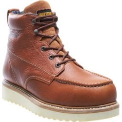 Wolverine Men's Moc-Toe 6 in. Wedge Work Boot found on Bargain Bro Philippines from Tractor Supply for $119.99