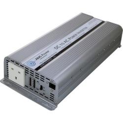AIMS Power 2500W Power Inverter, UK Plug 230V, European 12V