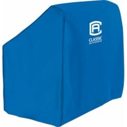 Classic Accessories Stellex Center Console Cover; Blue; 40 in. W x 30 in. L