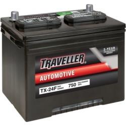 Traveller Auto Battery, TX-24F