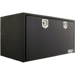 Buyers Products 24 in. x 24 in. x 60 in. Black Steel Underbody Truck Box