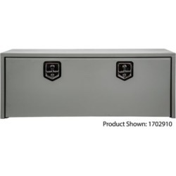 Buyers Products 18 in. x 18 in. x 48 in. Primed Steel Underbody Truck Box