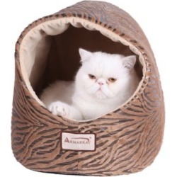 Armarkat Cat Bed; C11HBW/MH; Bronzing and Beige