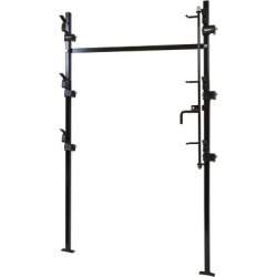 Buyers Products 3-Position Snap-In Lockable Trimmer Rack for Open Landscape Trailers