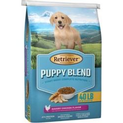 Retriever Puppy Blend Dog Food, 40 lb.
