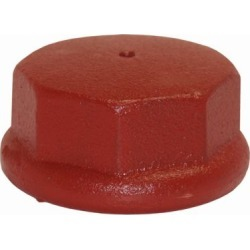 Water Source Well Point Drive Cap; 1-1/4 in.