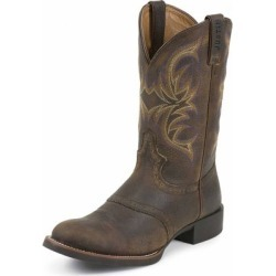 Justin Boots Men's 11 in. Stampede Cattleman Boots