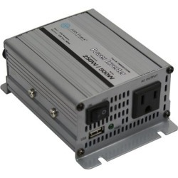 AIMS Power 250W Power Inverter; 12VDC to 120VAC